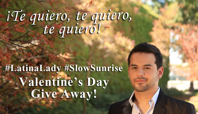 Slow Sunrise Valentine's Day Give Away